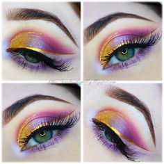 Ariel Make Up ~ Make Up & Beauty with a Princess Touch: ♕ Make Up Look ~ Floating Liner ♕