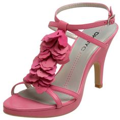 DKNYC Womens Amora SandalBlush85 M US * Click image for more details.(This is an Amazon affiliate link and I receive a commission for the sales)