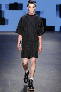 Christopher Shannon - Spring 2015 Menswear - Look 12 of 27