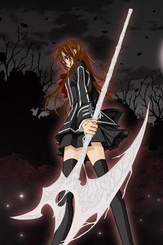 Yuki cross vampire Knight