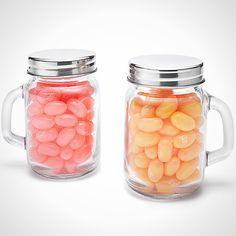 Fun Sized! 13 Petite Party Favor Jars via Brit + Co