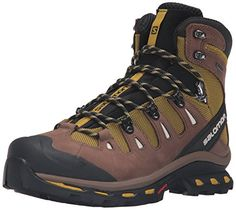 Salomon Men's Quest 4D 2 Gtx-M Backpacking Boot, Maize/Burro/Light Grey, 13.5 D US >>> See this great product.