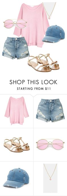 """""""Summer clothes"""" by pixelstyle1010 on Polyvore featuring Duffy, 3x1, Prada, Mudd, summerstyle and polyvorefashion"""