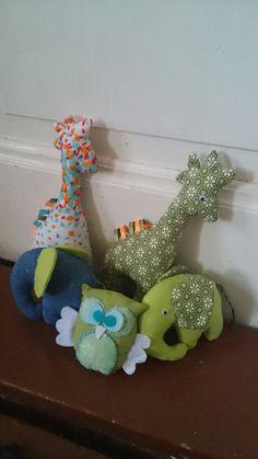 Kis állat figurák