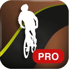 Available for iOS & Android! Runtastic Mountainbike gives you the ability to reliably track your off-road rides on your smartphone. The integration sensor lets you monitor your HR, cadence, and speed to get more precise tracking and analysis of your mountain biking. Determine the exact elevation of your ride. Important metrics such as duration, distance and calories are recorded, current weather and wind conditions. Download app here:  http://www.runtastic.com/de/apps/mountainbike