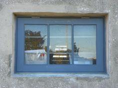 First floor window