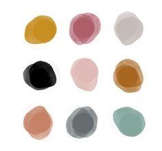 Warm color palette.