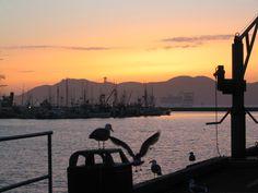 San Francisco's Fisherman's Wharf at Sunset