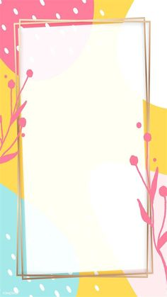Framed Wallpaper, Cute Wallpaper Backgrounds, Flower Backgrounds, Abstract Backgrounds, Iphone Wallpaper, Backgrounds Free, Powerpoint Background Design, Poster Background Design, Background Patterns