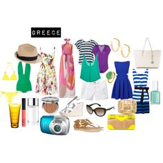 Going to Greece? What to pack!