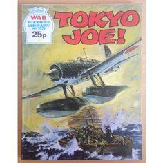 War Comic Picture Library #1974 Action Adventure Fleetway