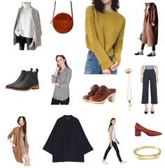 Fall '17 Style Inspiration | Grainline Studio