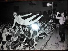 Dead kennedys rock against hunger 1985