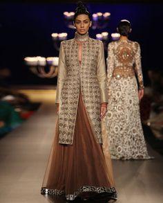Manish Malhotra | India Couture Week - 2014
