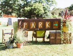 Coral & Green Countryside Wedding - Inspired by This