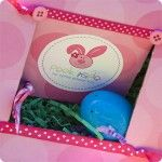 egg hunt in a box... The perfect happy Easter mail!