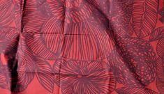 """Marimekko Kurjenpolvi remnant piece of fabric 40""""x57"""" ; 100x146cm"""