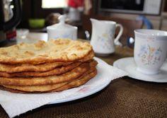 Шелпеки (казахские лепешки)