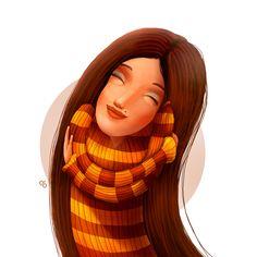 Просмотреть иллюстрацию Yoga is to hug yourself dearly из сообщества русскоязычных художников автора Фил Дунский в стилях: Детский, Мода и красота, Реклама Персонажи, нарисованная техниками: Растровая (цифровая) графика.