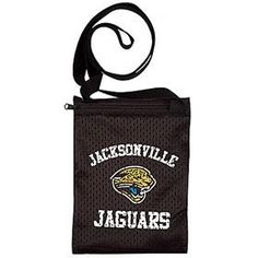 Jacksonville Jaguars Game Day Pouch Bag Jacksonville Jaguars