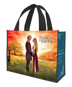 The Princess Bride Recycled Shopper Tote
