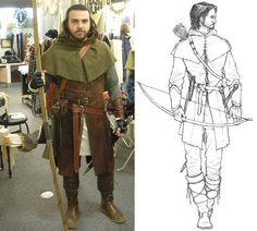 woodsman costume - Google Search