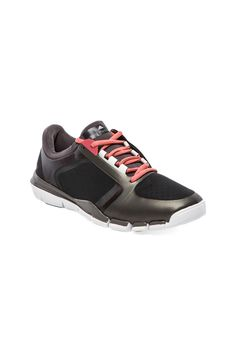 adidas by Stella McCartney Leucippus Adipure Athletic Shoe in Grey & Coral