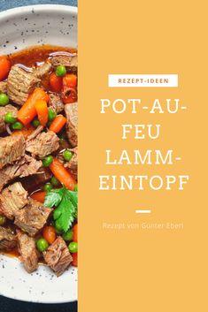 Die Zutaten aufbereiten, den Ofen einheizen und sich auf das Ergebnis freuen. Hören Sie auf zu kochen und fangen Sie an, das Kochen zum Erlebnis zu machen. Pot-au-feu Lammeintopf ganz einfach selber machen mit dem Rezept von Günter Eberl. #ortner #holzbackofen #holzbackofengarten #holzbackofenrezepte #holzbackofenbauen #holzbackofenoutdoor #pizzabacken #brotbacken #garten #gartengestaltung #pizzabacken #holzbackofenideen #rezepte #holzbackofenrezepte #bauernbrot #schweinsbraten #lammeintopf Pots, Pot Roast, Ethnic Recipes, Diy, Pizza Bake, Peasant Bread, Food Food, Carne Asada, Roast Beef