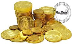 Gold edged lower on Thursday as investors awaited cues on market direction amid a number of geopolitical events later in the day that could boost the safe-haven demand for the metal.
