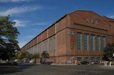 peter behrens @ Berlin by d.teil, via Flickr