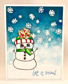 Let it Snow by Gabrielle Lowe