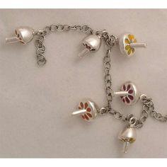 Fashion Mushroom Jewelry, necklace
