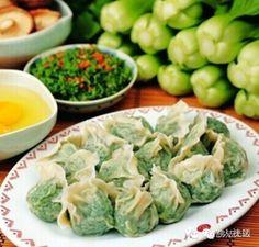 素饺子做法集锦,太难找了