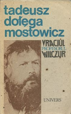 Vraciul. Profesorul Wilczur Cover, Books, Movie Posters, Wall, Libros, Book, Film Poster, Walls, Book Illustrations