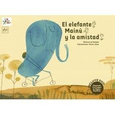 El elefante Mainú siempre ha oído hablar de la amistad, y muy intrigado por saber qué aspecto tiene, sale en su búsqueda. Libro en castellano y en lengua de signos española (LSE). Incluye un DVD con el cuento y el vocabulario, en castellano y en LSE.