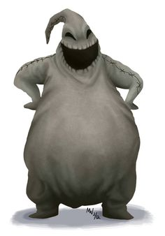 All Hearts - Oogie Boogie