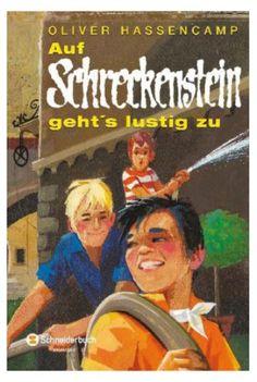 Die Jungen von Burg Schreckenstein : Auf Schreckenstein geht's lustig zu