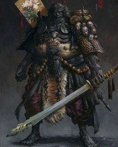 Wuguan king by yangqi917 • • • • • • • • • • • • • • • • • • • • • • • • • • • • • • • •  #shinobi #assasin #warrior #samurai #manga #ниндзя #katana #art #digitalart #бусидо #japan #bushido #катана #воин #fantasy #blade #Ninja #самурай #Япония #samurai #japan #japanese #japan #japanesestyle #anime  #animeart #fantasyart#drawings#asian #ronin #ронин