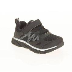 Starter Toddler Boys Athletic Lightweight Running Shoe, Toddler Boy's, Size: 7, Black