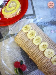 Omiljena rolada s bananama Happy Kitchen, Happiness, Homemade, Bonheur, Being Happy, Hand Made, Happy, Diy