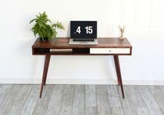 Decoración Fácil: 6 diy muebles Mid Century