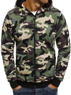 camo jacket for real men. giorgiosolado.com