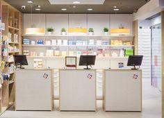 Farmacia Blazquez, Portugalete - Enrique Polo Estudio