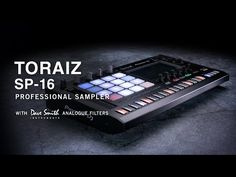 Pioneer DJ Toraiz SP-16: Sampler mit Pads, Sequenzer und analogen Filtern - http://www.delamar.de/instrumente/pioneer-dj-toraiz-sp-16-33147/?utm_source=Pinterest&utm_medium=post-id%2B33147&utm_campaign=autopost