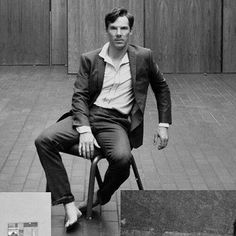 Benedict I have lost my shoes Batch :D