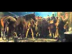War Horse - Whistle. In case you haven't seen the movie, DO NOT WATCH THIS. IT CONTAINS SPOILERS. But if you have already seen it and you are like me, it will make you cry tears of relief and happiness.