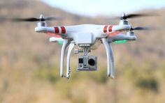 The DJI Phantom is a great quadcopter for GoPro cameras. They are ready to go, out of the box.