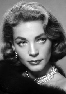 The beautiful, great actress Lauren Bacall. Available now at: www.etsy.com/shop/classicreproductions
