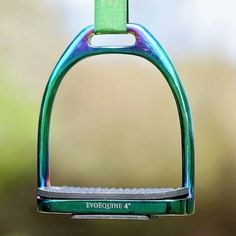EvoEquine – Rainbow Gloss CollectionThe EvoEquine Rainbow Gloss Collection is a completely extraordinary range of Bits, Stirrups & Spurs designed to look beautiful whilst helping your horse perform. From blues to purples, greens, golds and pinks our Rainbow Gloss coating provides a unique array of colours to otherwise boring stainless steel items.We have a number of Fillis Irons in stock ready for immediate dispatch. For sizes not in stock you will notice they are labelled 'Special Or...