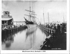 Blackwoods Dock